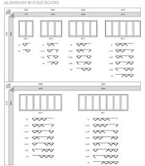 Bifold Closet Door Sizes Standard Interior Door Sizes Peytonmeyer Net
