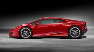 car lamborghini red new lamborghini huracán lp 580 2 is a welcome return to insanity