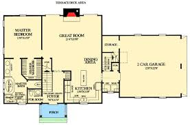 traditional cape cod house plans plan 32435wp cape cod with open floor plan open floor cod and