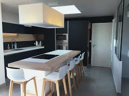ilot central cuisine bois meuble ilot central cuisine élégant s de cuisine de cuisine