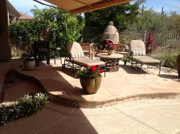 Patio Designs For Small Spaces Small Space Big Assets In Anthem Patio Design Desert Crest Press