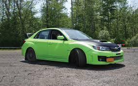 subaru light green subaru drive performance mods devoted subaru wrx owner allisa