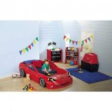 step2 corvette toddler to bed with lights convertible toddler bed to bed foter