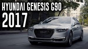 hyundai genesis 2017 hyundai genesis g90 all new hyundai genesis g90 pemium luxury