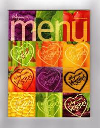 wegmans menu magazine summer 2014 uncredited amazon com books