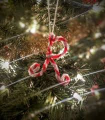 diy pipe cleaner ornaments in cali