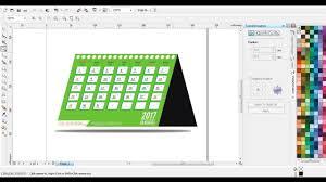 tutorial membuat undangan dengan corel draw 12 cara membuat kalender meja dengan coreldraw belajar coreldraw