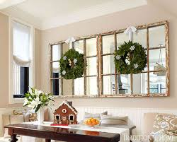 decorating wreaths traditional home