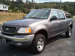 2003 ford f150 supercab 4x4 2003 ford f150 4x4 xlt crew cab for sale in canonsburg on