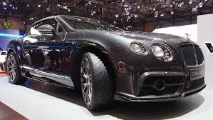 mansory bentley mulsanne mansory bentley continental gt exterior walkaround geneva