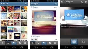 instagram apps for android instagram android 2 2 free complete information