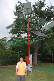 dr harsh vardhan on solar power tree shall help india