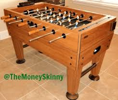 used foosball table for sale craigslist craigslist selling in 5 easy steps the money skinny