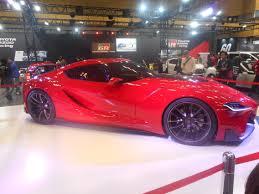 future lexus supercar toyota ft 1 japan auto auctions