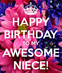 happy birthday wishes for niece quotes images