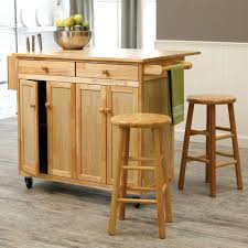 kitchen furniture walmart kitchen islands with wheels and carts