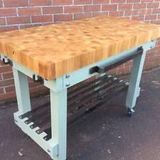 handmade kitchen islands oak kitchen islands carts with wheels ebay