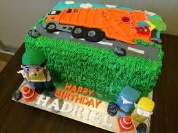 bruder garbage truck garbage truck cake crissa u0027s cake corner