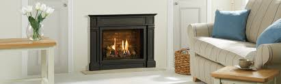 Built In Fireplace Gas by Built In Gas Fires Stovax U0026 Gazco