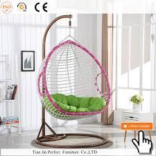 indoor rattan bamboo egg swing chair bedroom hanging wicker