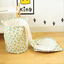 Laundry Hamper Kids by Online Shop New Cactus Laundry Hamper Bag Fruit Pineapple Clothes