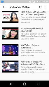 free download mp3 via vallen pergi pagi pulang pagi lagu via vallen pikir keri clbk apk 1 0 download only apk file