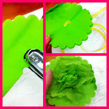 let u0027s craft tissue paper flowers and have a giveaway together