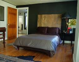 paint colors for small bedrooms with unique black and green wall