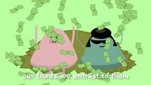 the ust central board presents dumb ways to spend