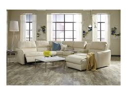 Palliser Sofa Bed Palliser Arlo Contemporary Sectional Sofa With Chaise And Console