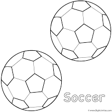 soccer balls coloring page father u0027s day