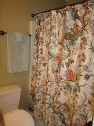 Curtains Pottery Barn by Best Cassandra Shower Curtain About Shower Curtains Pottery Barn
