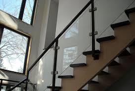 glass stainless steel railings zoom railings