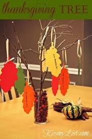 Thankful Tree Craft For Kids - thankful tree thanksgiving centerpiece for kids thankful tree