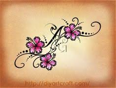hawaiian flower tattoo on wrist google search tattoo