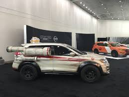 nissan rogue star wars eventmover transports intergalactic set u0026 vehicles for nissan u0027s