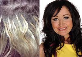 hair extensions aberdeen hair nightmare when new styles go wrong daily record