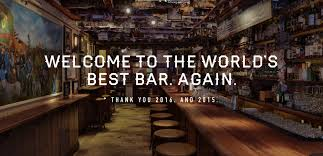 Top 10 Bars In The World Dead Rabbit Nyc