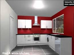 red and white kitchen designs red white kitchen the color red to life modern living style