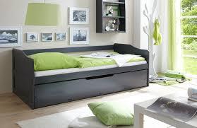 Schlafzimmer Anthrazit Sofabett Mit Schubkasten Mod 877352 Kiefer Anthrazit H U0026c Möbel