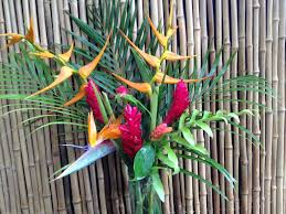 how to make flower arrangements how to make a tropical flower arrangement kauai seascapes