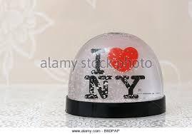 new york snow globe stock photos new york snow globe stock