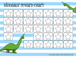 dinosaur reward charts pink u0026 blue free printable downloads