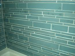 ocean glass tile glass tiled bathroom bath ideas pinterest