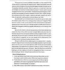 communication essay sample