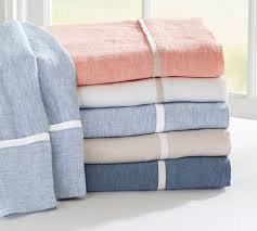 pottery barn linen sheets review everything you wanted to know about caring for your belgian linen