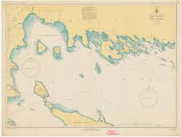 Port Huron Michigan Map by Les Cheneaux Islands Including Mackinac Island Lake Huron