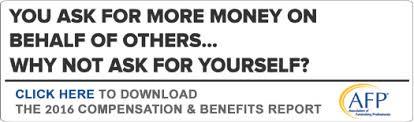 association of fundraising professionals afp afp career center