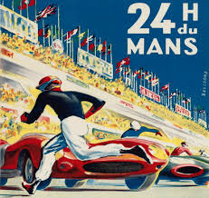 porsche racing poster the toughest race in the world through vintage posters auto