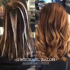 g michael salon indianapolis indiana hair salons photos